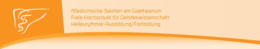 Heileurythmie-Ausbildung am Goetheanum Logo